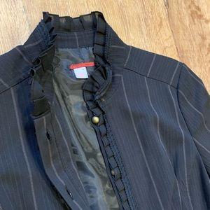 Anthropologie Jackets & Coats - Anthropologie Tapemeasure Pinstripe Jacket
